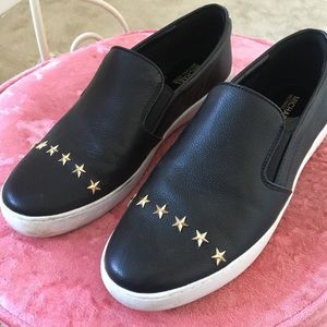 Michael Kors'Keaton' Slip On Sneakers